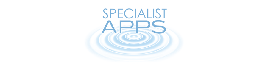 Specialist Apps