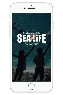 Melbourne Sea Life Aquarium App