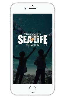 Melbourne Sea Life Aquarium App