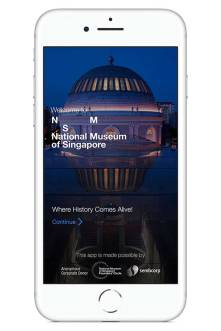 National Museum of Singapore App