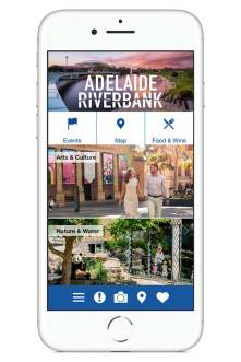 Adelaide Riverbank App