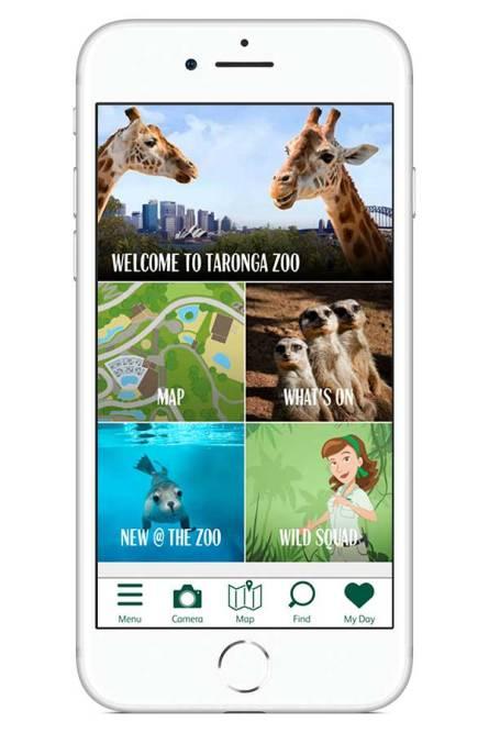 Taronga Zoo App